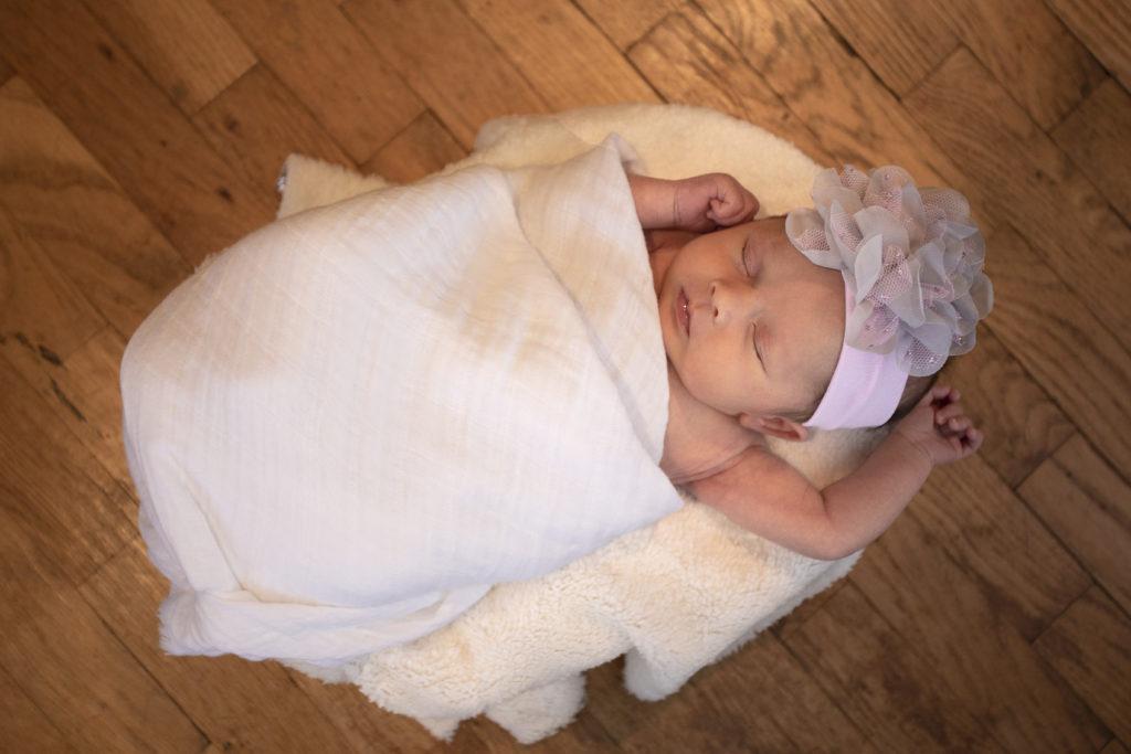 newborn photos Mount Vernon Washington