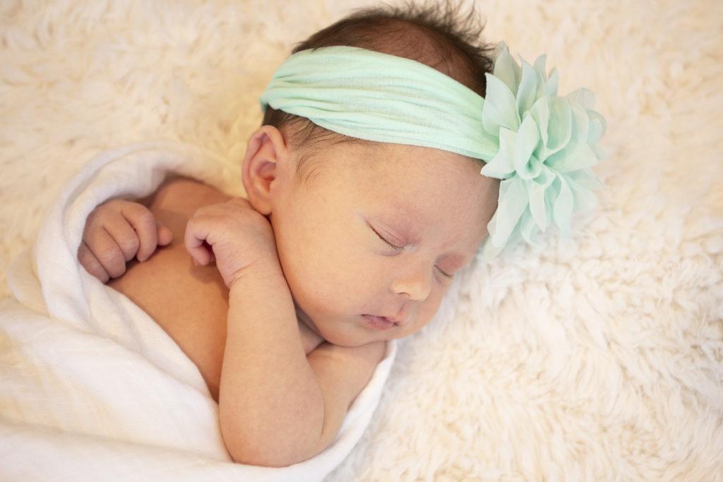 newborn photos Anacortes Washington
