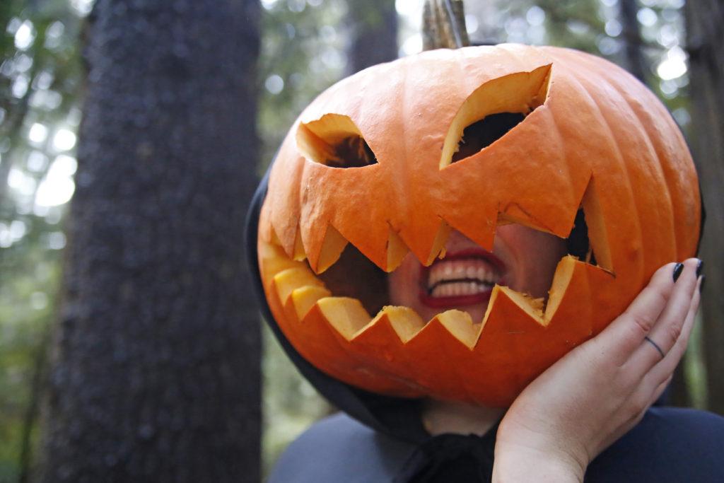 anacortes halloween portrait