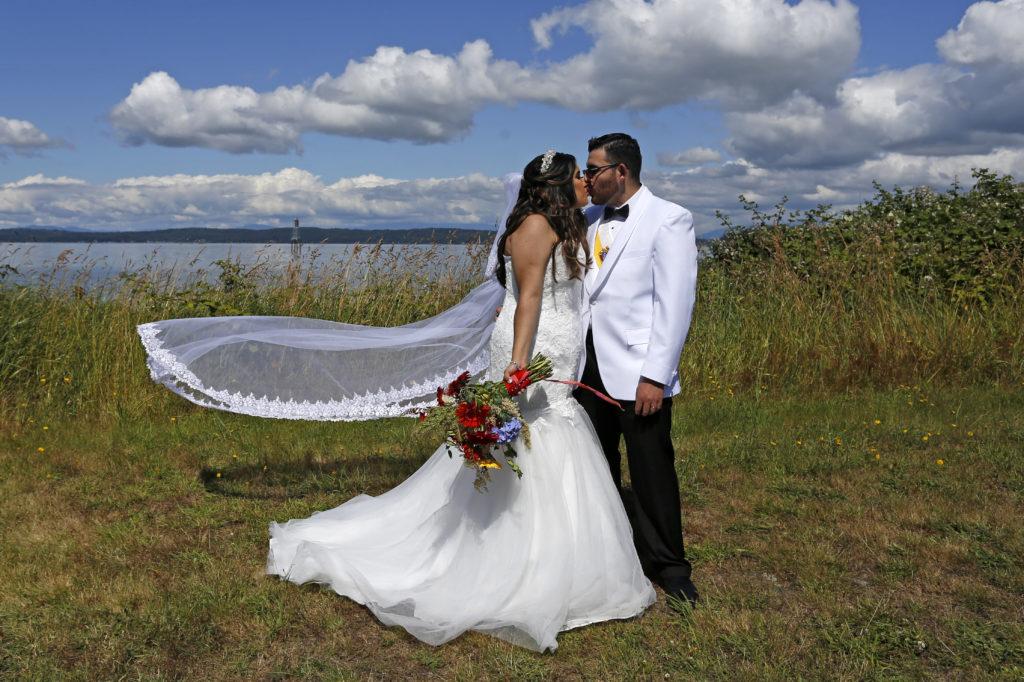 wedding photography anacortes, washington